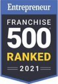 2021 Entrepreneur Franchise 500 Ranked