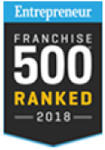 2018 Entrepreneur Franchise 500 Ranked