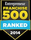 2014 Entrepreneur Franchise 500 Ranked