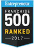 2017 Entrepreneur Franchise 500 Ranked